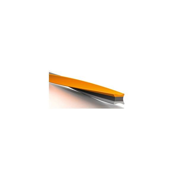 Rouleau de fils CF3 PRO (carbone) - carrés concaves 9304311 STIHL