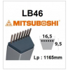 Courroie LB46 MITSUBOSHI