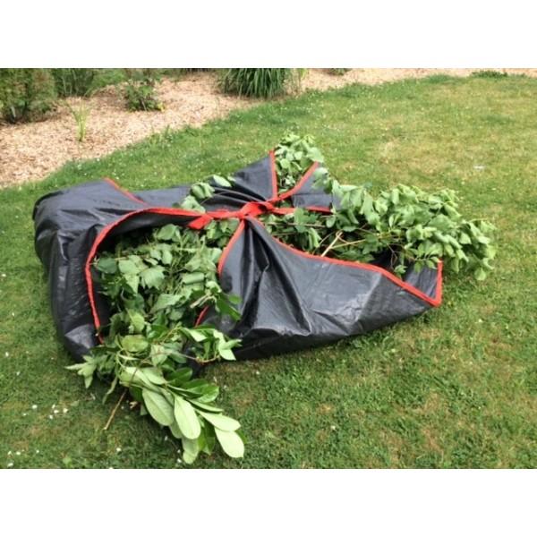 Bâche collecte déchets verts 3x1,30M