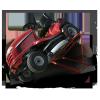 Lève tondeuse autoportée hydraulique 300KG - CLIPLIFT