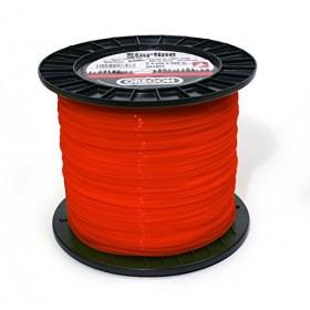 Fil débroussailleuse rond rouge 3,0mm 225m 552696 OREGON