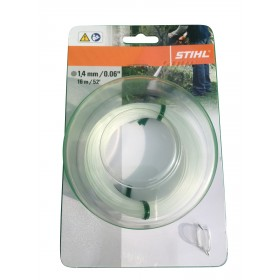 Rouleau fils nylon 16 mX1.4 TRANSPARENT 9302284 STIHL