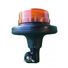 Gyrophare enfichabe ultra plat Led flash homologué