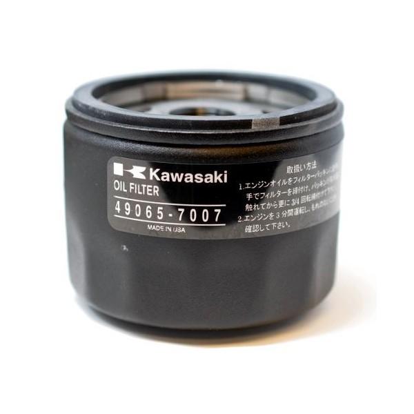 Filtre à huile pour tondeuse autoportée 49065-7007 KAWASAKI