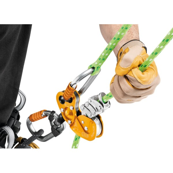 Descendeur ZIGZAG PLUS PETZL