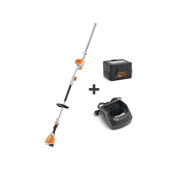 taille haies sur perche batterie hla56 stihl pack initial. Black Bedroom Furniture Sets. Home Design Ideas
