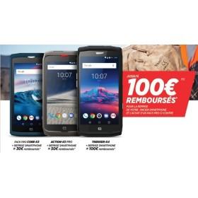 Smartphone IP68 ACTION-X3 PRO CROSSCALL