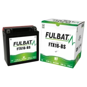 BATTERIE FTX16-BS ACIDE SEPARE (FOURNI) 12V 14.7 Ah 150-87-161 + / -