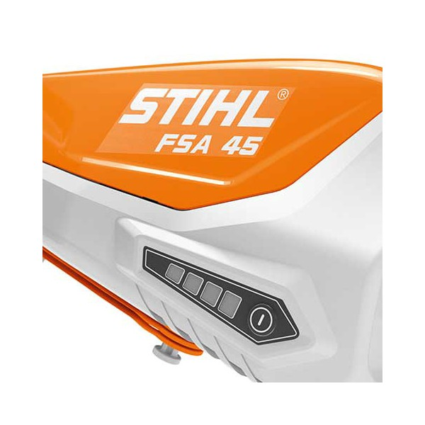 Coupe bordures à batterie FSA45 PACK STIHL