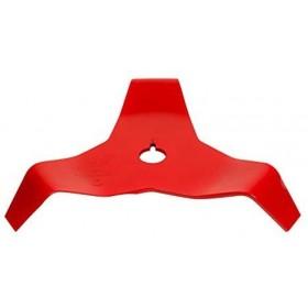Lame débroussailleuse 3 Dents 300Mm-3Mm, 2955070, 295507-0 Spécialement Adaptée Pour Végétation Haute Et Danse OREGON