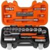 Coffret S330 de douilles 1/4 et 3/8 - 34 pièces BAHCO