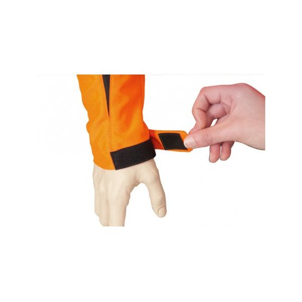 Veste débroussaillage orange YUKON OREGON