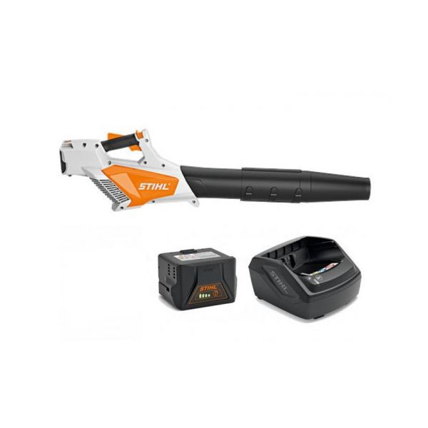 PACK INITIAL souffleur BGA 57 STIHL + chargeur AL101 + batterie AK20
