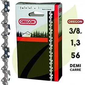 Chaîne de tronçonneuse prédécoupée Oregon 91VXL, 56 maillons entraineurs