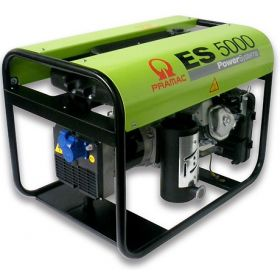 Groupe électrogène de chantier PRAMAC ES 5000