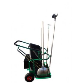 Chariot acier chariocity® Luxe boîte SEON