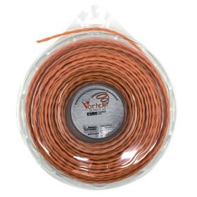 Coque fil nylon Vortex Alu (43,9 m) ø : 3,0 mm