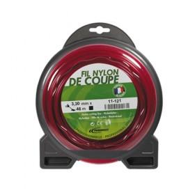 Coque fil nylon rond (1/2 kg) ø : 3,3 mm