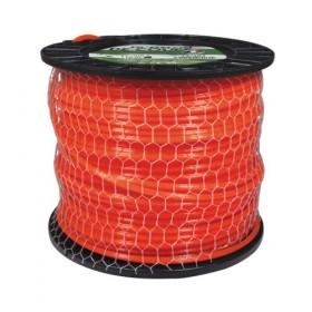 Bobine fil nylon carré (2,0 kg) ø : 4,0 mm