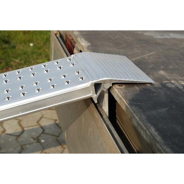 Paire de rampe de chargement en aluminium 1,95m, 900kg ALTEC