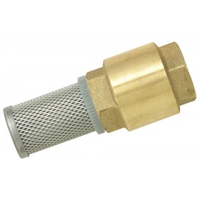 Clapet filtre filetage 20x27 BOUTTE