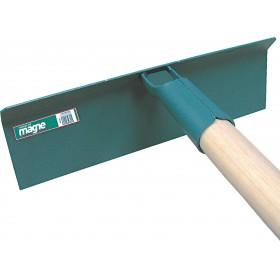 Racloir de cantonnier manche bois 150 cm FORGES DE MAGNE