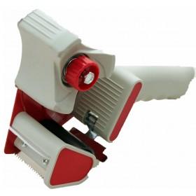 Dévidoir pour rouleaux adhesifs standard avec frein GECOSAC