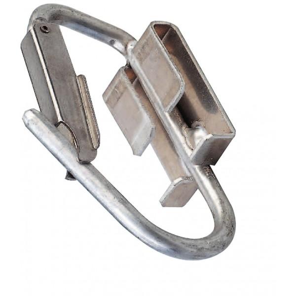 Mousqueton tronçonneuse avec fixation ceinture MILLER