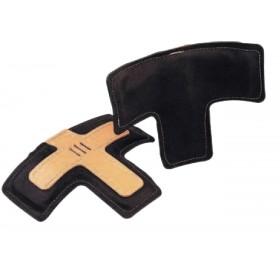 Coussinets de protection en cuir MILLER