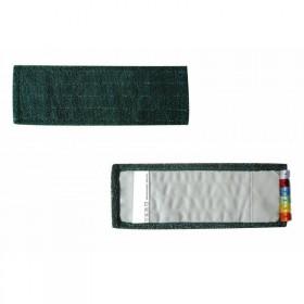 Frange verte bi-composition poches et languettes PRODIM