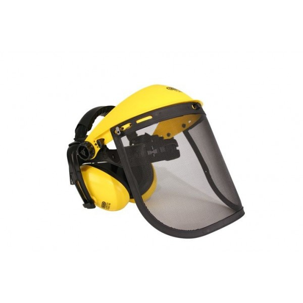 Visière treillis + protége-oreilles OREGON