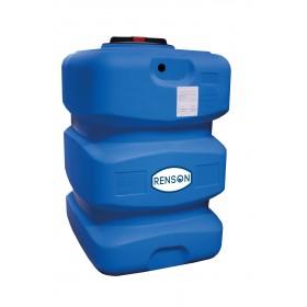 Cuve aérienne de récuperation d'eau de pluie horizontale compact 500L RENSON