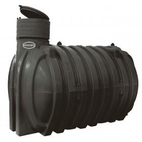 Cuve enterrable de récupération d'eau de pluie 5000L RENSON