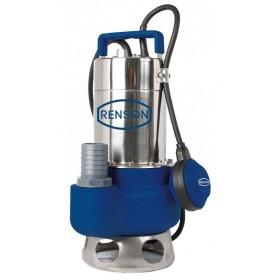 Pompe de relevage monophasée pour eaux chargées 0,6 kw RENSON