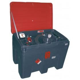 Cuve de ravitaillement 450L -12V 34 L/min avec compteur mécanique RENSON