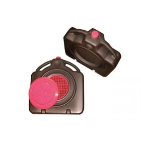 Bac de vidange 14L avec grille et couvercle RENSON