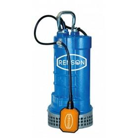Pompe de chantier monophasée en fonte 1,5kw RENSON