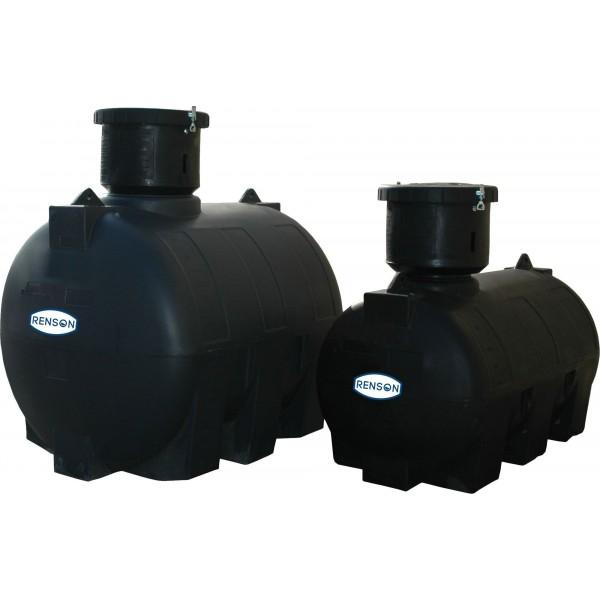 Cuve de stockage d 39 eau enterrable 1000l renson jardins - Cuve stockage eau potable ...