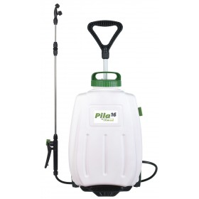"""Pulvérisateur 16L, batterie, à dos et sur roues """" PILA 16"""" RIBIMEX"""