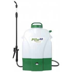 """Pulvérisateur à dos 20L, batterie, """"PILA 20"""" RIBIMEX"""