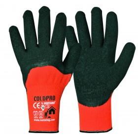 Gants tricot chaud ROSTAING