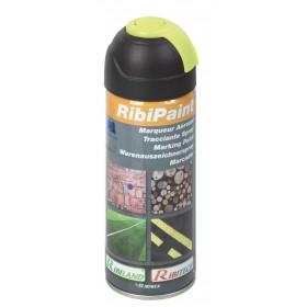 Marqueur jaune fluo en spray 400ml RIBIMEX
