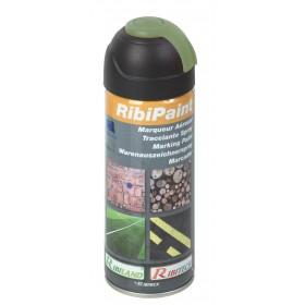 Marqueur vert fluo en spray 400ml RIBIMEX