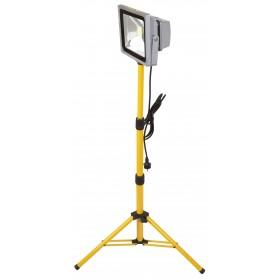 Projecteur à LED 30w 2160 lumens sur trépied RIBIMEX