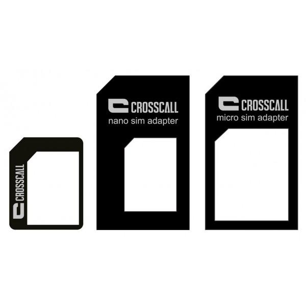 Adaptateurs carte SIM CROSSCALL