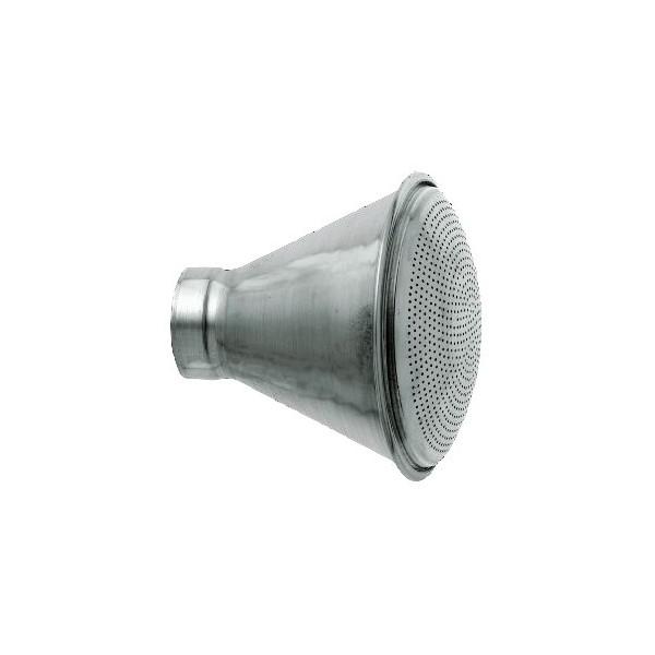 Pomme GEKA® plus « soft rain » en métal léger GEKA