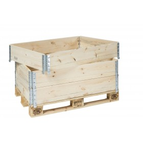 Rehausse pliante en bois 800x600 mm MDM