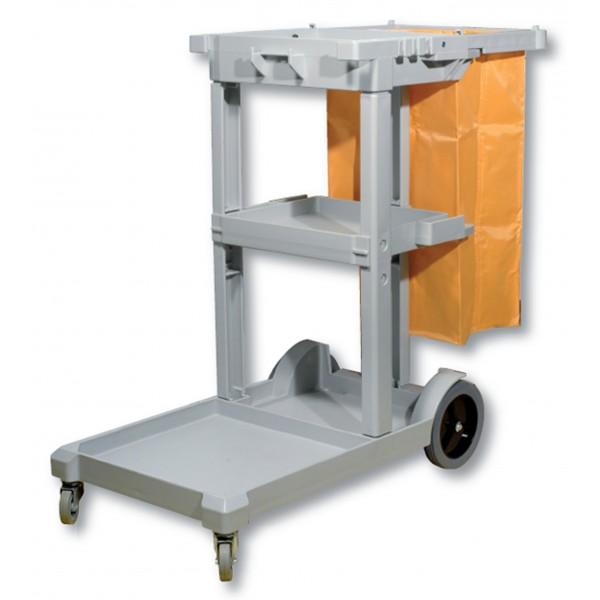 Chariot de ménage plastique BROSSERIE THOMAS