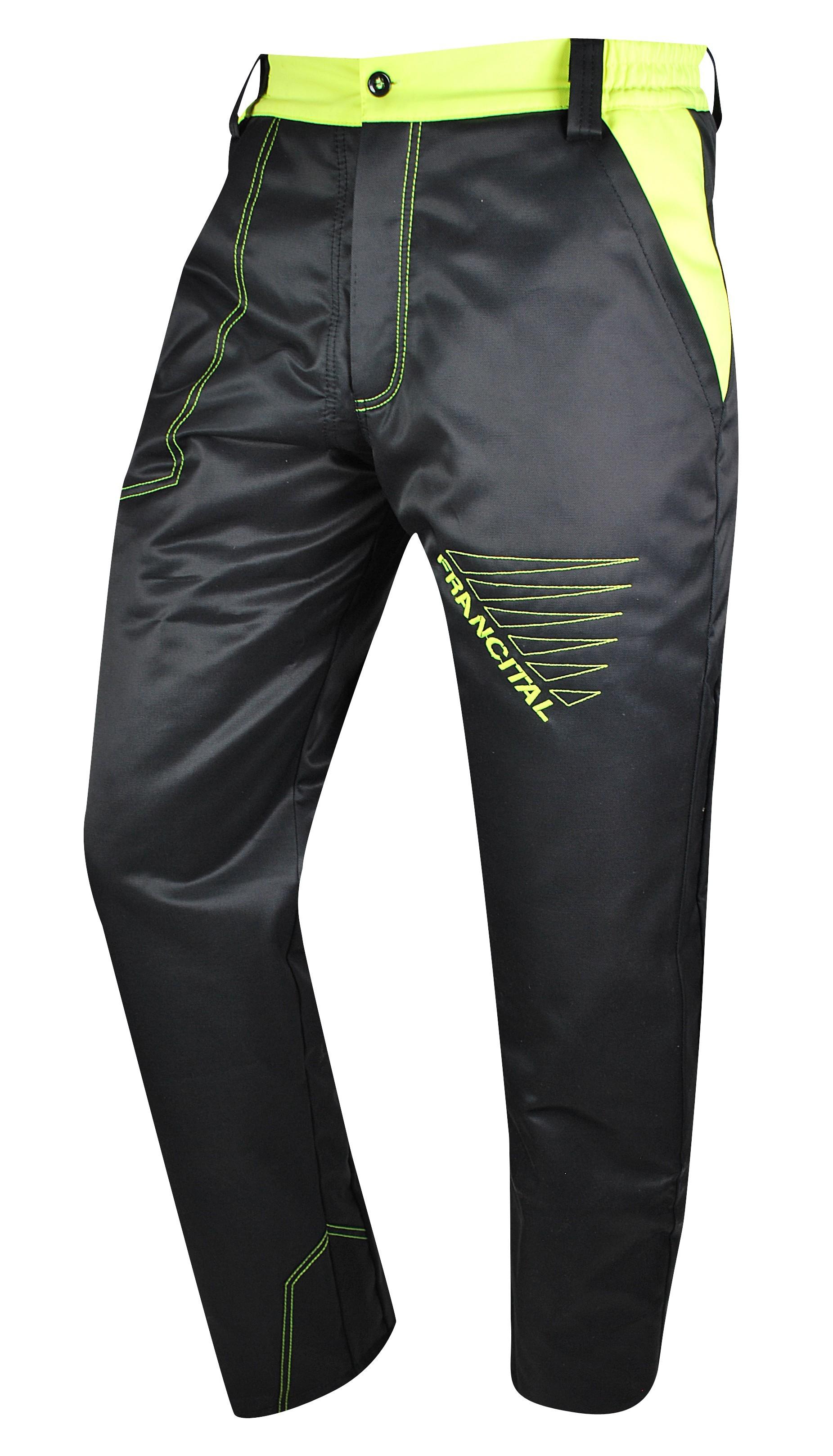 Pantalon forestier anti-coupure Prior Francital 8 couches de protection 0307794300d