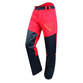 Pantalon anti-coupure PRIOR MOVE PRO ROUGE FRANCITAL